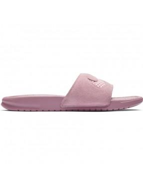 Chanclas Nike Benassi JDI Leather SE para Mujer