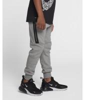 Pantalones Nike Gris Chándal