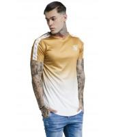Camiseta Sik Silk S/S Taped Fade Gym Tee