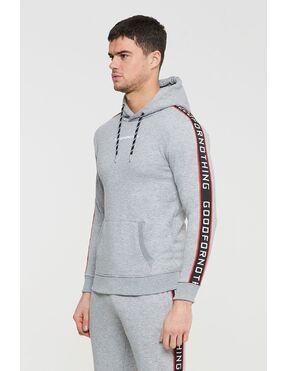Sudadera Good For Nothing Transition Grey Hoodie