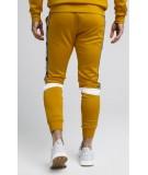 Pantalones Sik Silk Cuffed Cropped Poly