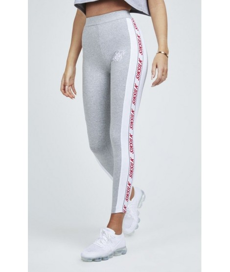 Leggings SikSilk 90's Panel