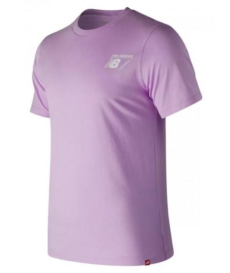 Camiseta New Balance Essentials Classic Lock Tee