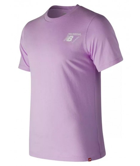 Camiseta New Balance Essentials Classic Lock