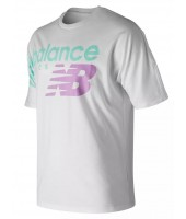 Camiseta New Balance Athletics Crossover