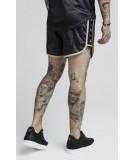 Pantalones Cortos SikSilk Taped Runner Shorts