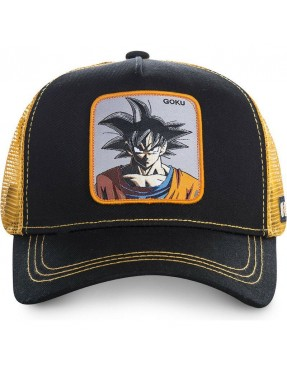 Gorra Capslab Goku Dragon Ball Z