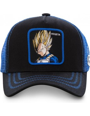Gorra Capslab Vegeta Super Saiyan Dragon Ball Z