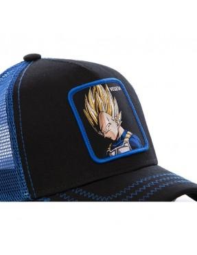 Gorra Capslab Vegeta Super Saiyan Dragon Ball Z
