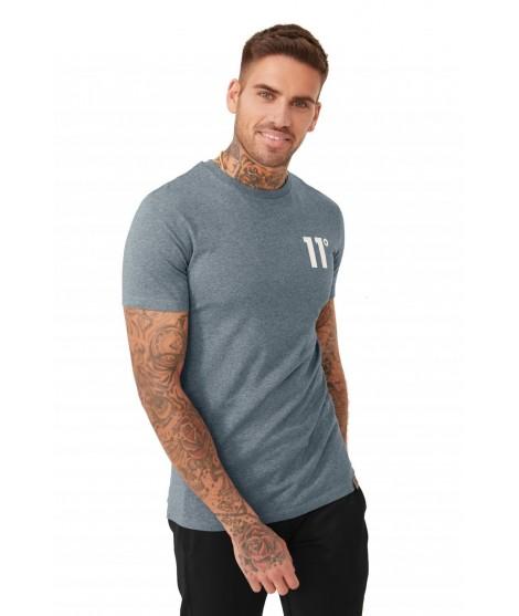 Camiseta 11° Degrees Sleet Marl