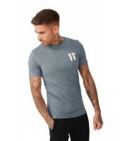Camiseta 11º Degrees Sleet Marl