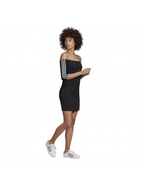 Vestido adidas Off The Shoulder