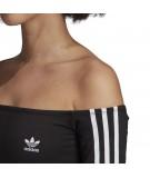 Vestido adidas Originals Off The Shoulder