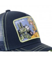 Gorra Capslab Goku VS Cell Dragon Ball Z