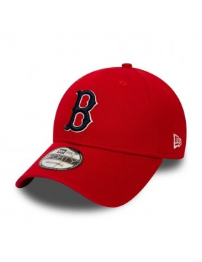Gorra New Era Boston MLB Cooperstown Patched
