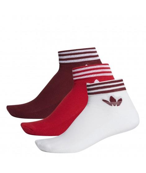 Calcetines Cortos adidas Originals Trefoil 3P