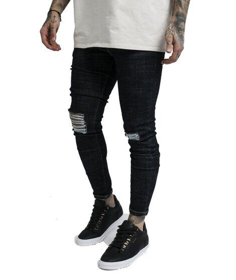 Pantalón Siksilk Vintage Burst Knee