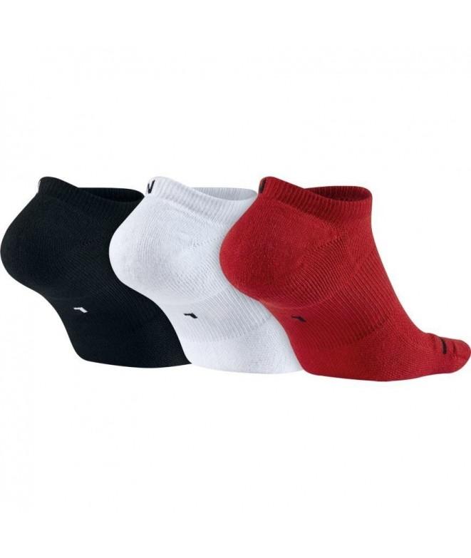 para toda la familia nuevo autentico rebajas outlet Pack de 3 Calcetines Nike Jordan Jumpman