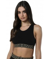 Top Siksilk Cartel Racerback Bralette