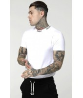 Camiseta Siksilk Collar Logo