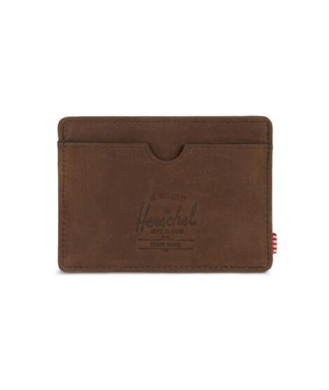 Cartera Herschel Charlie Leather