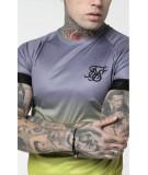 Camiseta SikSilk Fade Out Tech