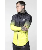 Chaqueta SikSilk Athlete Fade Taped