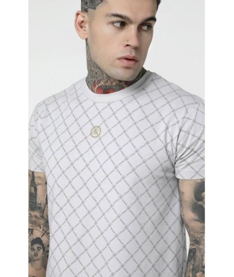 Camiseta SikSilk Reverse Collar