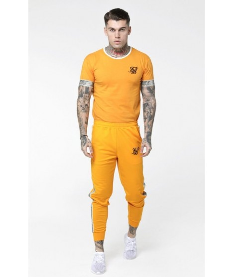 Pantalones SikSilk Cuffed Cropped Runner