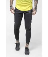 Pantalones SikSilk Cuffed Panel Pants