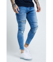 Pantalones SikSilk Distressed Skinny
