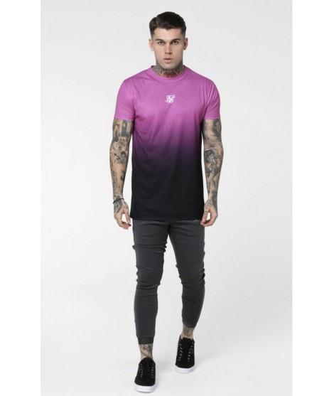 Camiseta SikSilk Reverse Collar Box