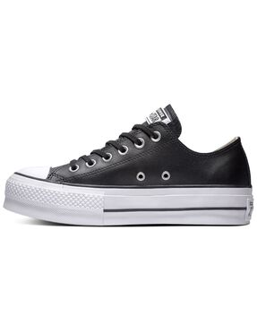 Zapatillas Converse Chuck Taylor All Star Lift Clean Leather Low