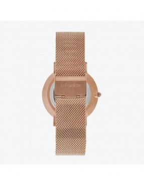 Reloj D.Franklin Monaco Rose Gold Edition