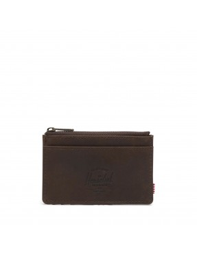 Cartera Herschel Oscar Leather