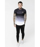 Camiseta SikSilk Fade Tech
