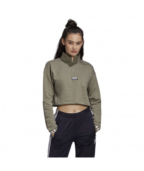 Camiseta Crop adidas Originals Sweat