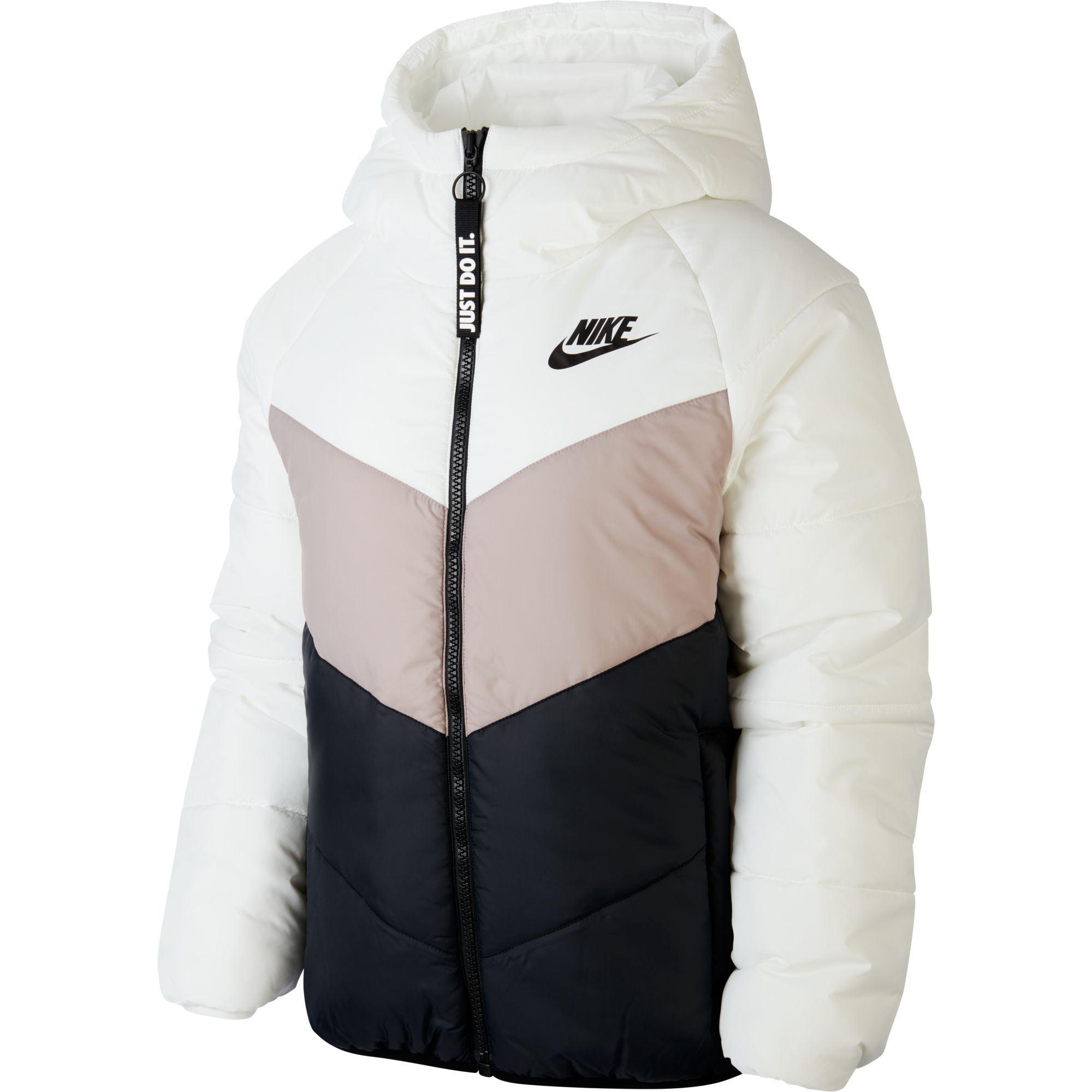 Persona responsable Perder Baño  ᐈ Abrigo Nike Sportswear Windrunner – Black Atmosfera©
