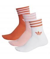 Calcetines adidas Originals Trefoil Crew