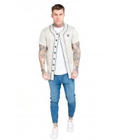 Camisa SikSilk Original Baseball