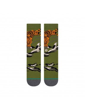 Calcetines Stance Big Cat Crew