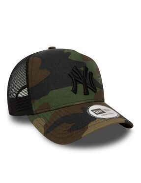 Gorra New Era 9FORTY NY Clean Trucker