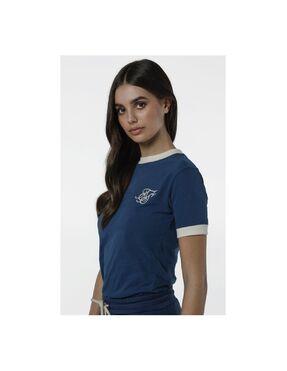 Camiseta SikSilk Ringer