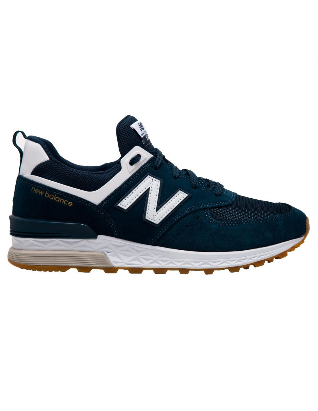 La selva amazónica Cíclope oportunidad  ᐈ Zapatillas New Balance 574 Sport Lifestyle – Black Atmosfera©
