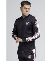 Chaqueta SikSilk Oil Paint Poly Tricot