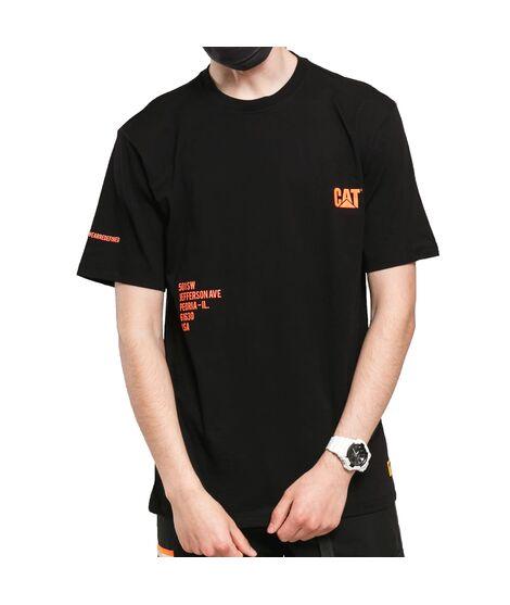 Camiseta Caterpillar Fashion