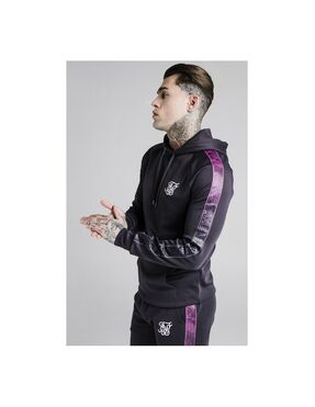 Sudadera SikSilk Fade Panel