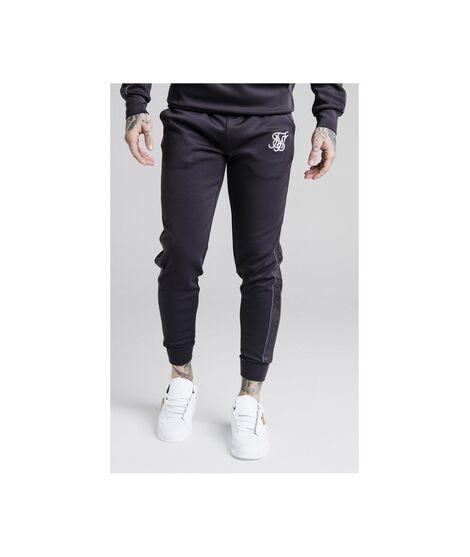 Pantalones SikSilk Cuffed Cropped Fade Panel