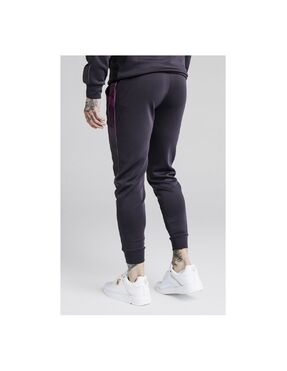 Pantalones SikSilk Cuffed Cropped Fade Panel