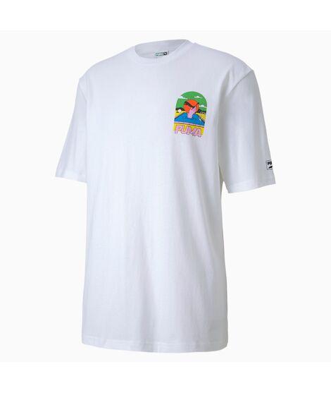 Camiseta Puma Downtown Graphic
